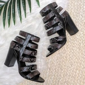 Circus by Sam Edelman Caged Sandals